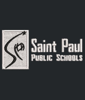 SAINT PAUL - Youth Basebal Cap - Six Panel Twill Design