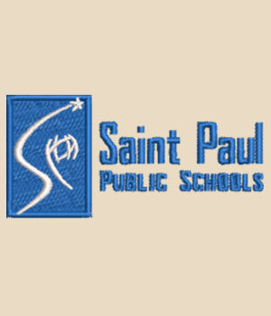 SAINT PAUL - 2-Tone Shopping Tote Design